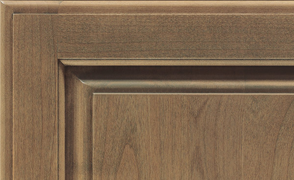Gunny cabinet finish on Alder