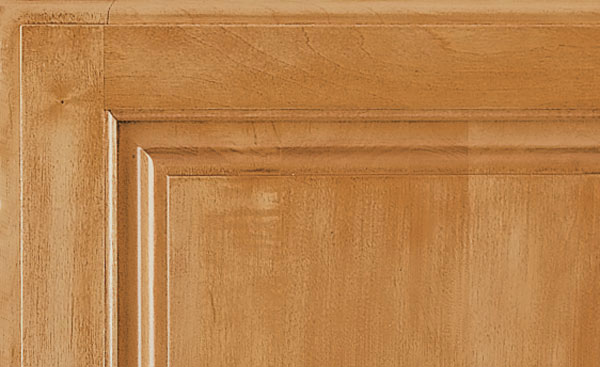 Natural Maple Cabinet Finish