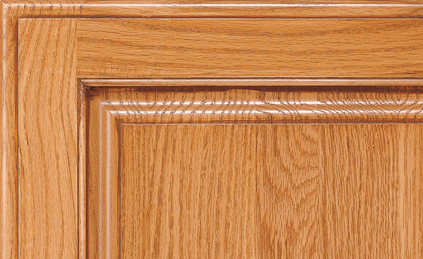 oak cabinet finish