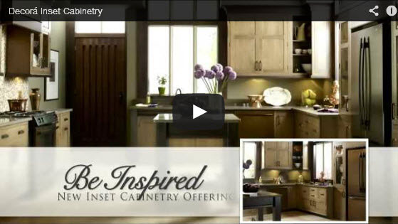 Decora Inset Cabinetry Video