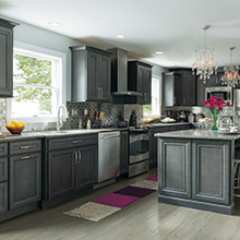 Cabinet Color Trends - Decora Cabinetry