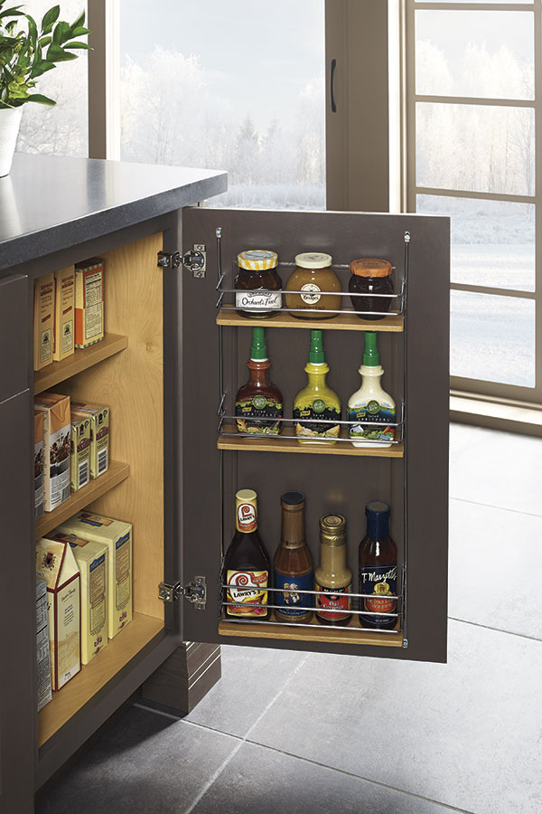 Base Easy Access Storage Cabinet