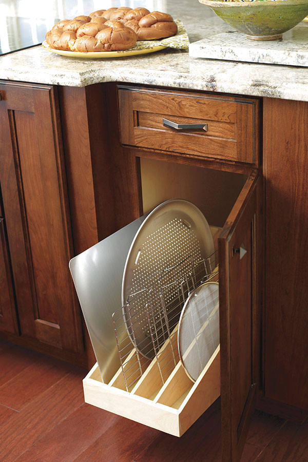 pull out tray divider