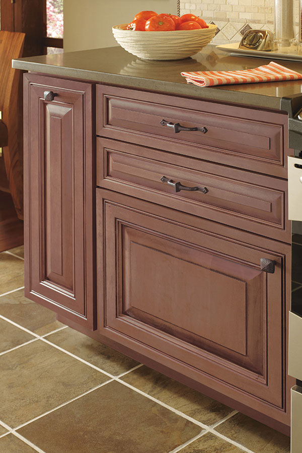 Two Stacked Drawer Cabinet Decora Cabinetry