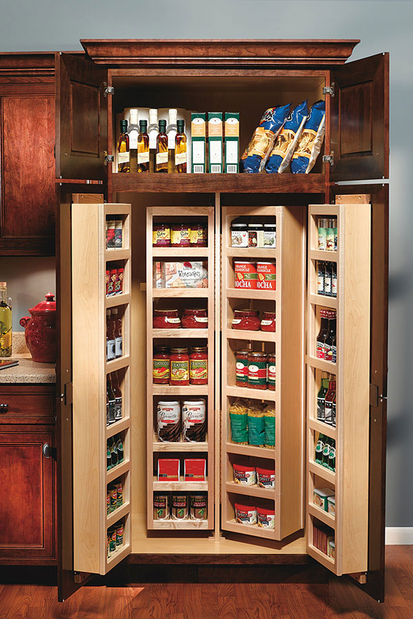 Diy Pantry Shelf