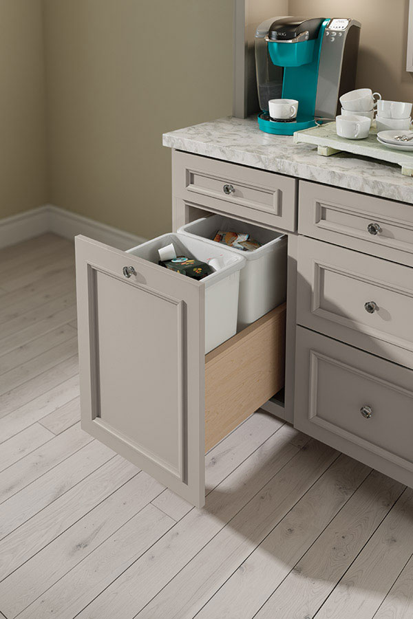 Coffee Bar Cabinets Decora Cabinetry