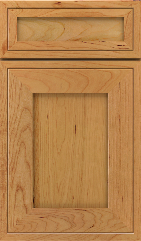 Airedale 5-Piece Cherry Shaker Style Cabinet Door in Natural