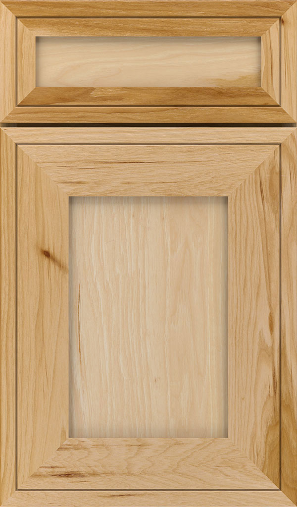 Airedale 5-Piece Hickory Shaker Style Cabinet Door in Natural