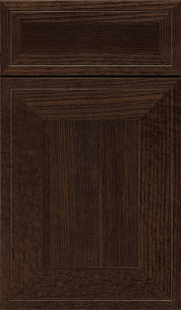 airedale_5pc_quatersawn_oak_shaker_style_cabinet_door_bombay
