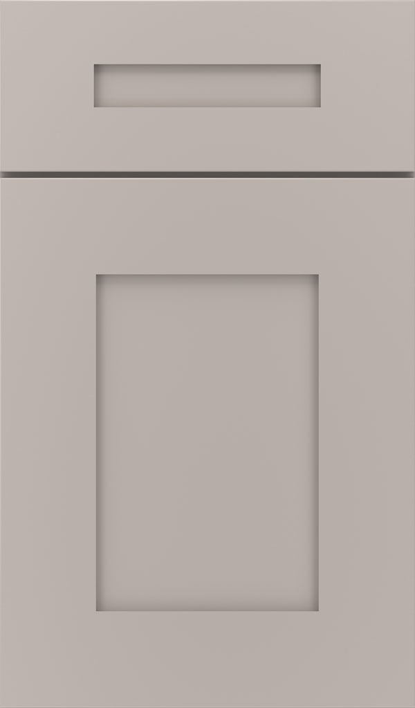 Artisan 5-piece Maple shaker cabinet door in Creekstone