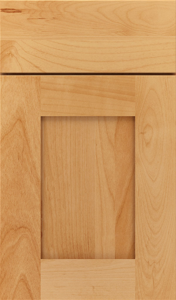 Artisan Alder Shaker Cabinet Door in Natural