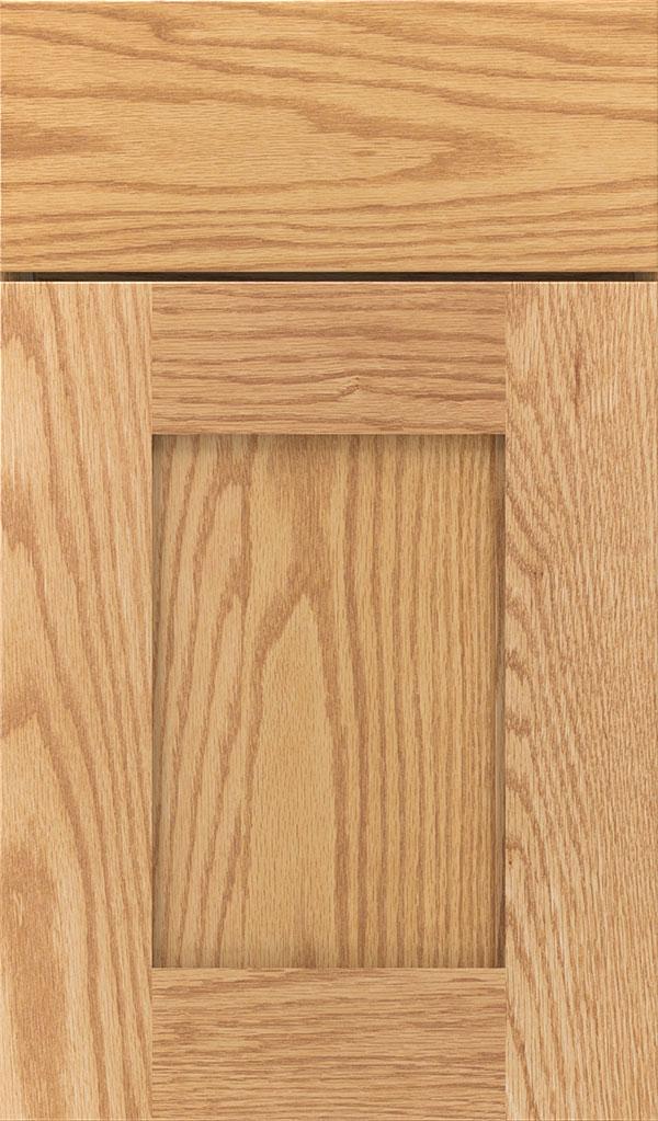 Altmann; Artisan Oak Shaker Cabinet Door In Natural