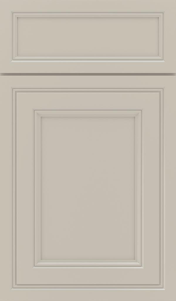 Artisan; Braydon Manor 5 Piece Maple Flat Panel Cabinet Door In Mindful  Gray Braydon Manor; Daladier_maple_recessed_panel_cabinet_door_mindful_gray