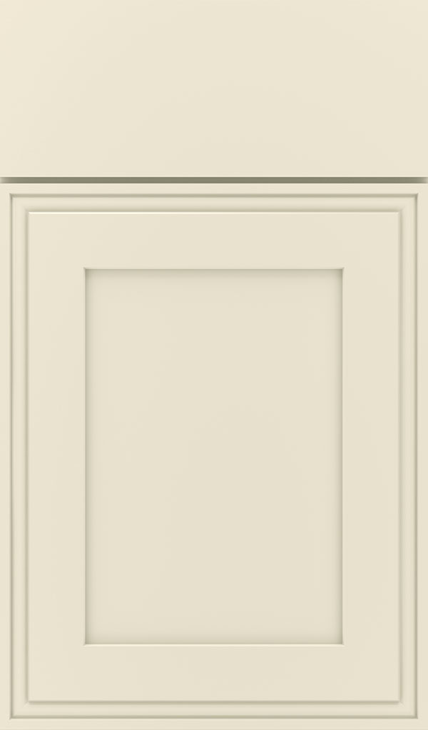 Daladier Maple Recessed Panel Cabinet Door in Chantille