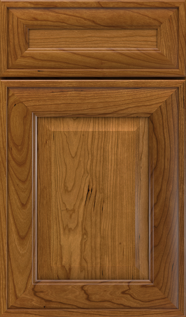 davenport_5pc_cherry_raised_panel_cabinet_door_suede