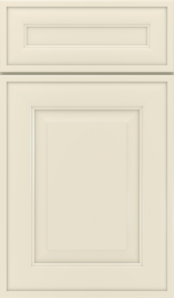 Davenport 5-Piece Maple Raised Panel Cabinet Door in Chantille