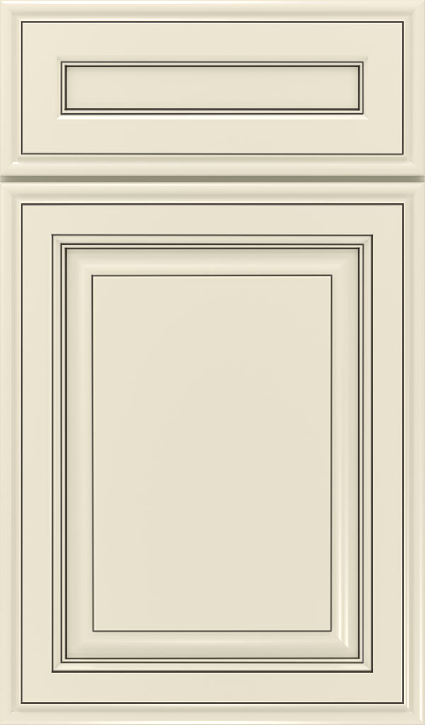 Galleria 5-Piece Maple Raised Panel Cabinet Door in Chantille Espresso