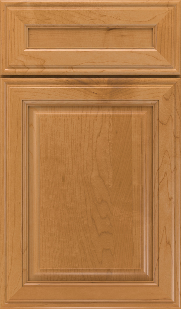 Galleria 5-Piece Maple Raised Panel Cabinet Door in Pheasant