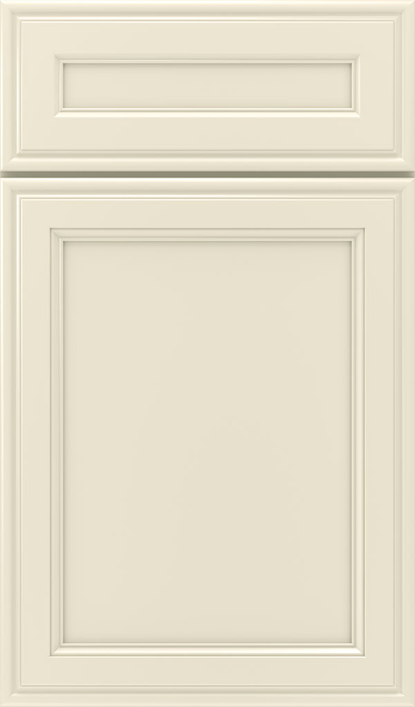 Girard 5-Piece Maple Raised Panel Cabinet Door in Chantille