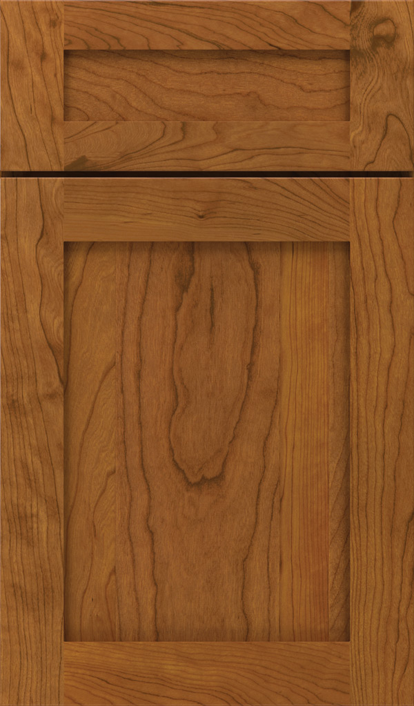 Harmony 5-Piece Cherry Shaker Cabinet Door in Pheasant