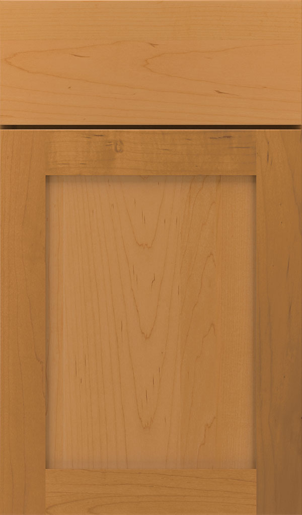 Harmony Maple Shaker Cabinet Door in Pheasant
