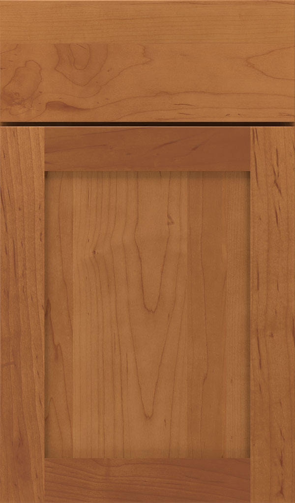 Harmony Maple Shaker Cabinet Door in Suede