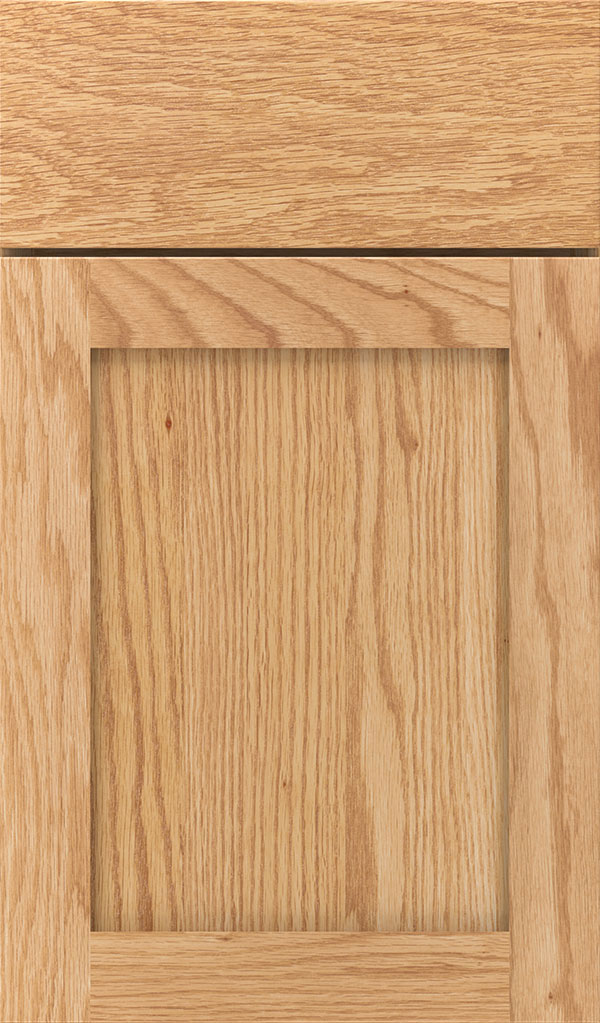 Harmony Oak Shaker Cabinet Door in Natural