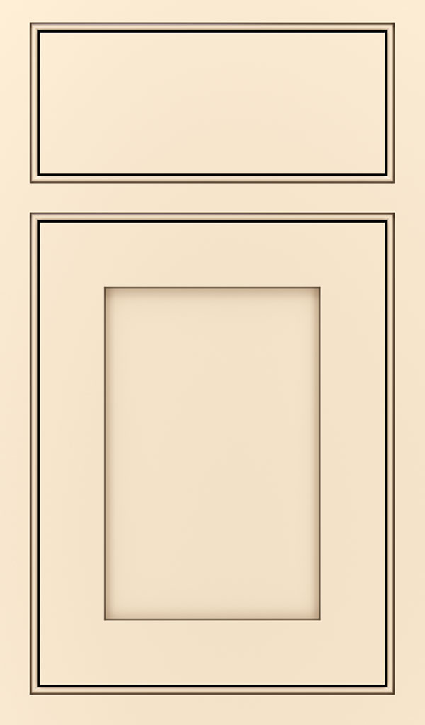 Harmony Maple Inset Cabinet Door in Jasmine twilight