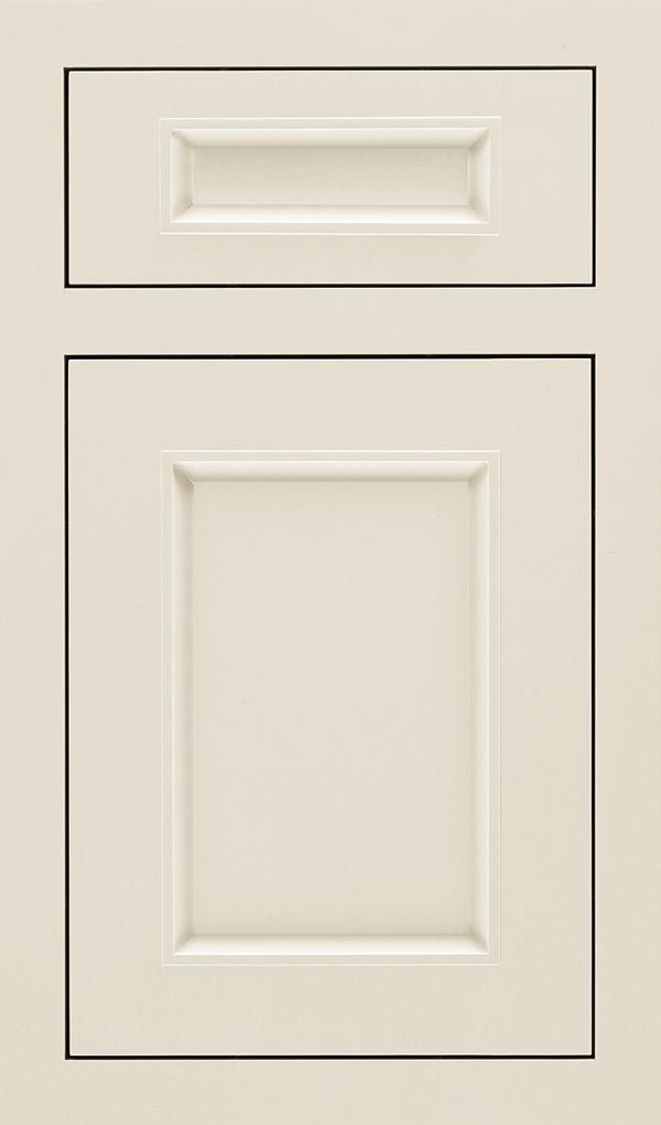Haskins 5 Piece Maple Inset Cabinet Door In Chantille