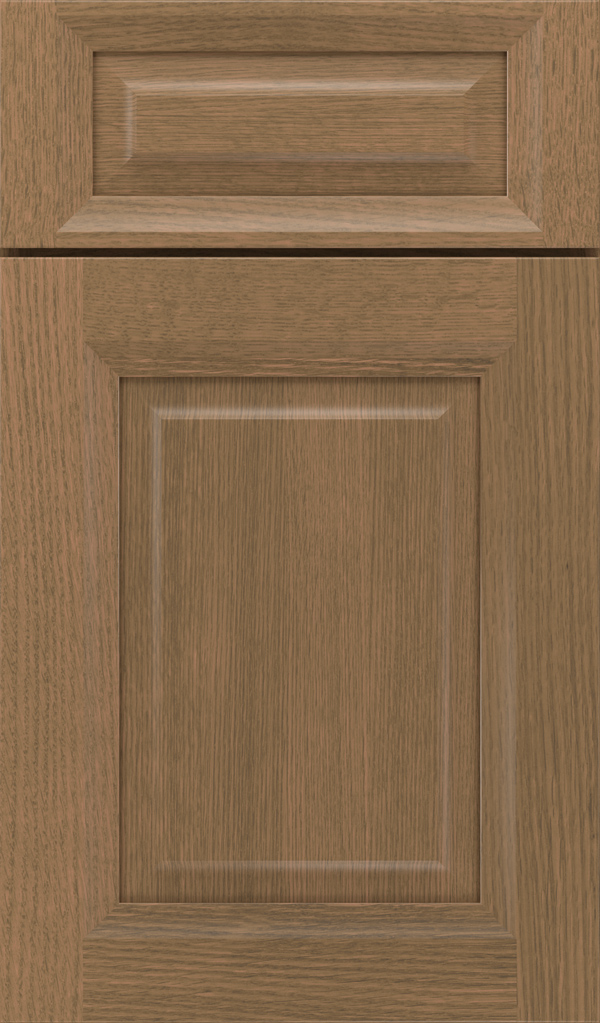 hawthorne_5pc_quartersawn_oak_raised_panel_cabinet_door_gunny