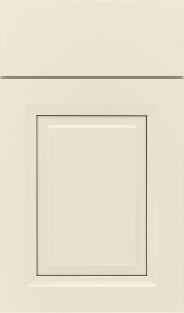 Hawthorne Maple Raised Panel Cabinet Door in Chantille