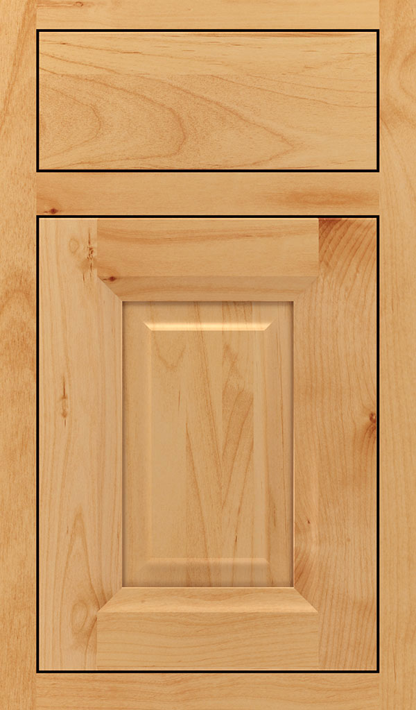 Hawthorne Alder Inset Cabinet Door in Natural