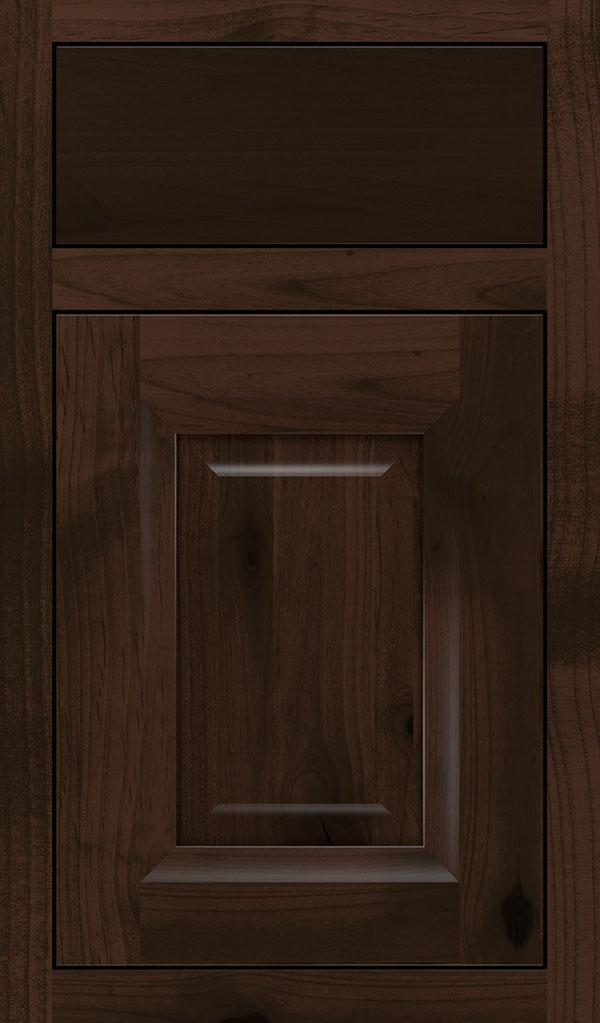 Atwater; Hawthorne Rustic Alder Inset Cabinet Door In Bombay