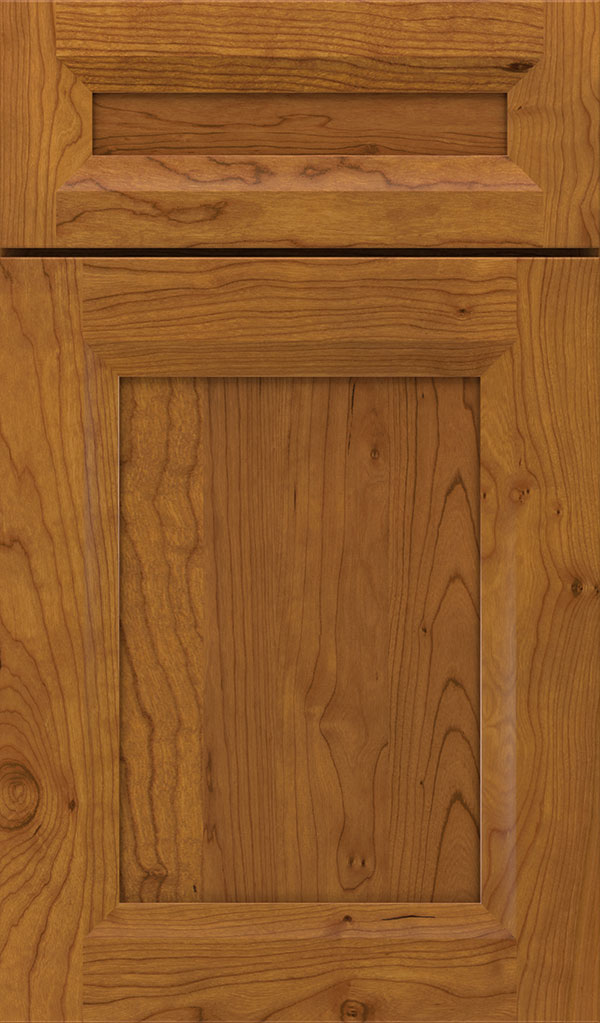 huchenson_5pc_cherry_recessed_panel_cabinet_door_pheasant