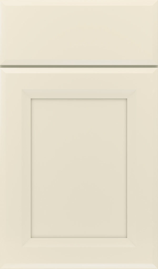 Huchenson Maple Recessed Panel Cabinet Door in Chantille