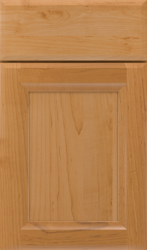 Huchenson Maple Recessed Panel Cabinet Door in Pheasant