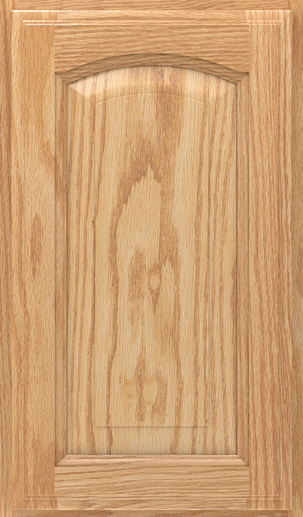 Natural Cabinet Finish On Oak Decora Cabinetry