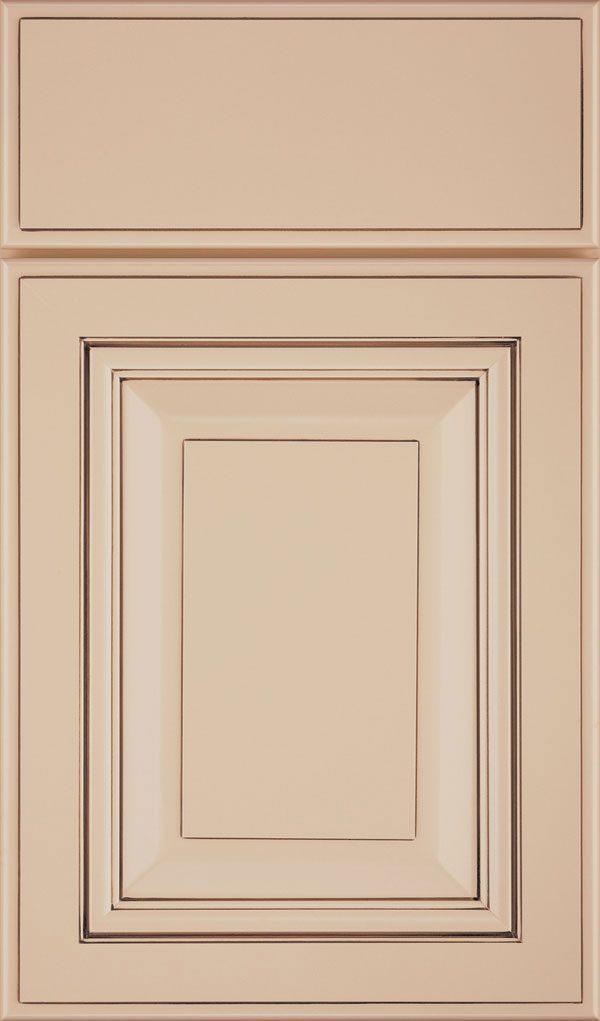 Lexington Maple Raised Panel Cabinet Door in Kashmir Espresso