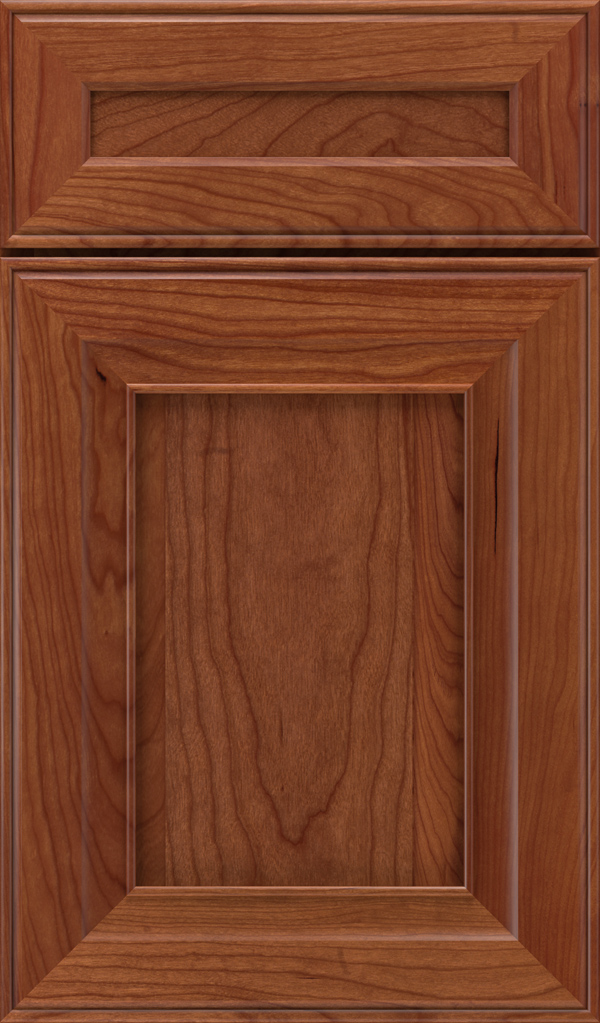 leyden_5pc_cherry_flat_panel_cabinet_door_brandywine