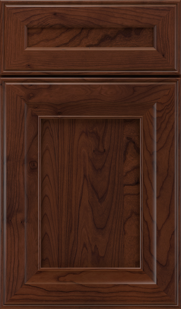 leyden_5pc_cherry_flat_panel_cabinet_door_sepia
