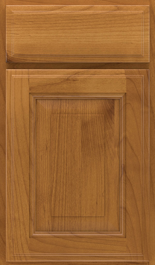 Madison Alder Rasied Panel Cabinet Door in Wheatfield