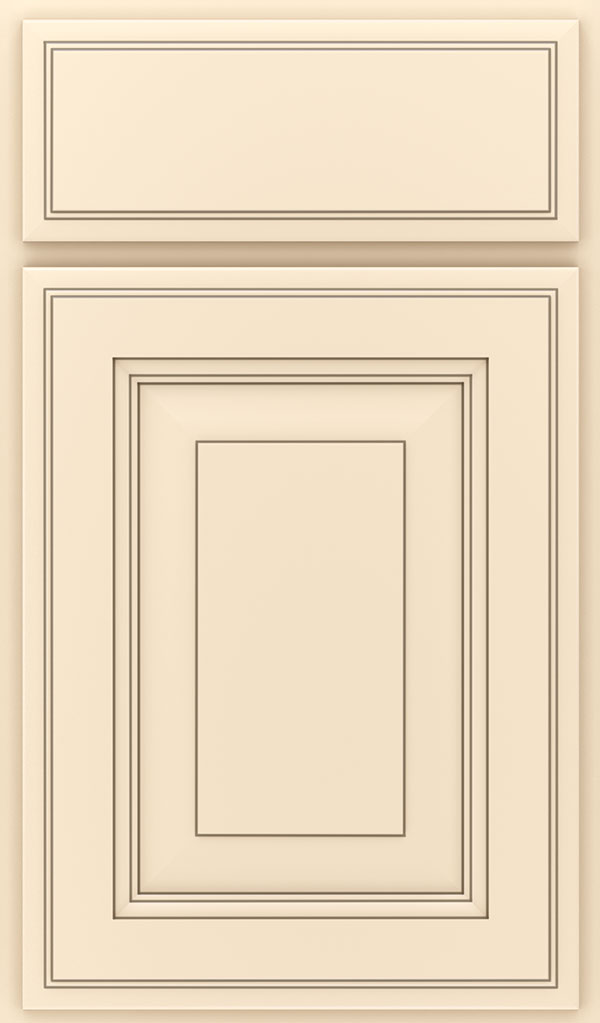 Madison Maple Raised Panel Cabinet Door in Jasmine Twilight