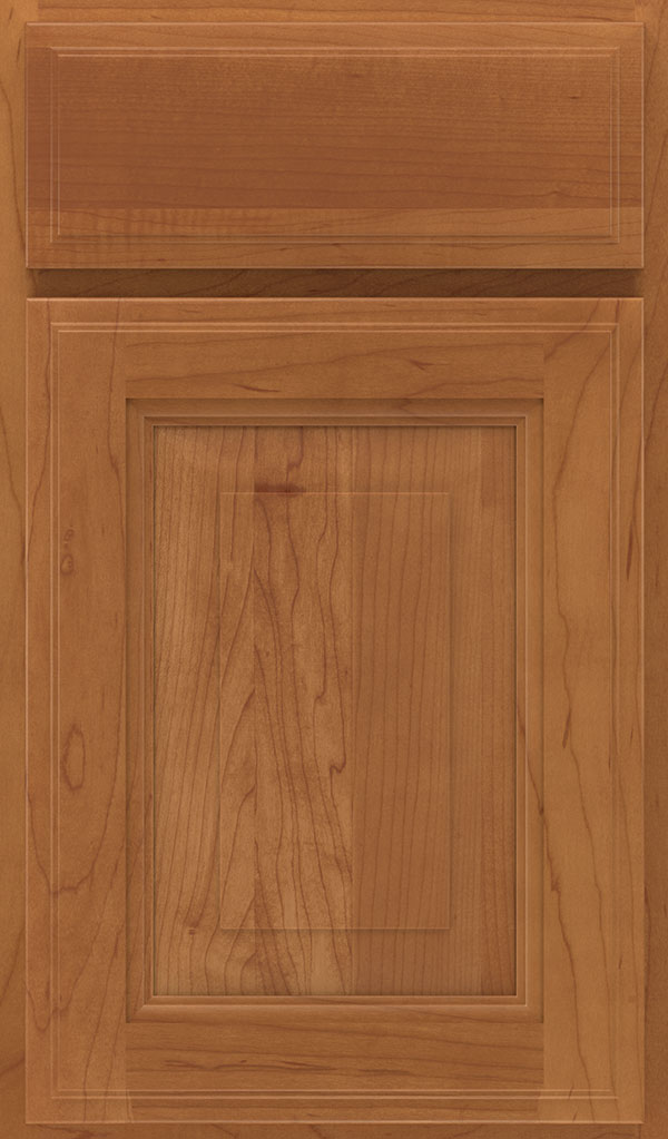 Madison Maple Raised Panel Cabinet Door in Suede
