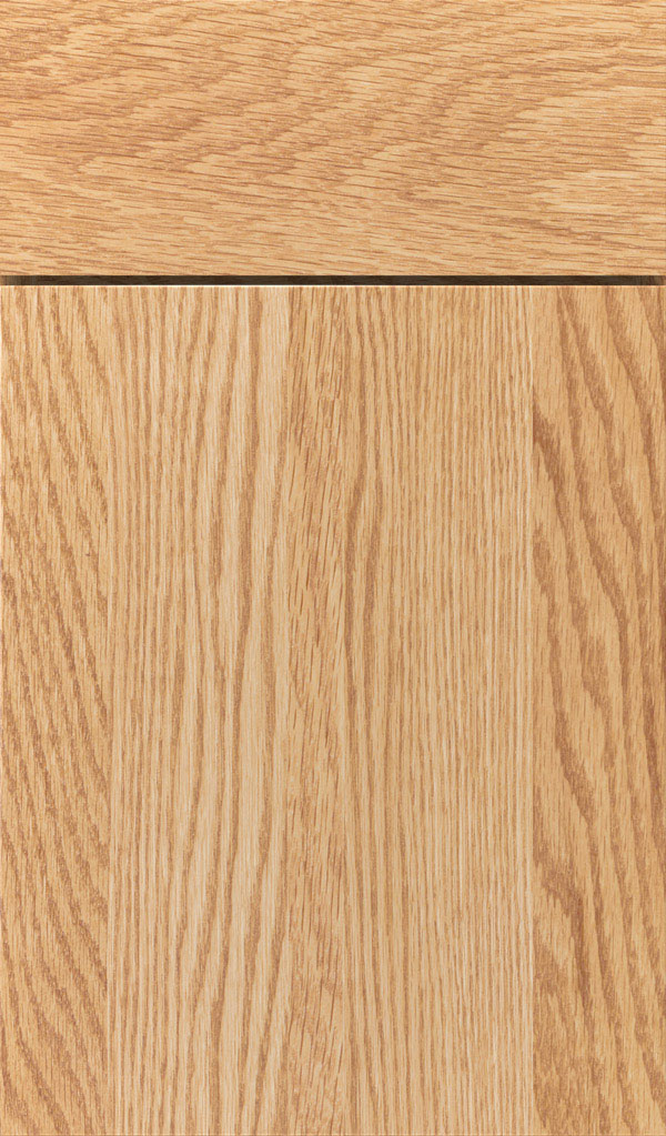 Marquis Oak Slab Cabinet Door in Natural
