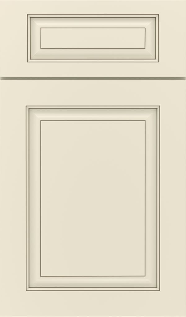 Plaza 5 Piece Maple Raised Panel Cabinet Door in Chantille Twilight