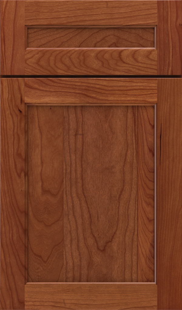 prescott_5pc_cherry_flat_panel_cabinet_door_brandywine