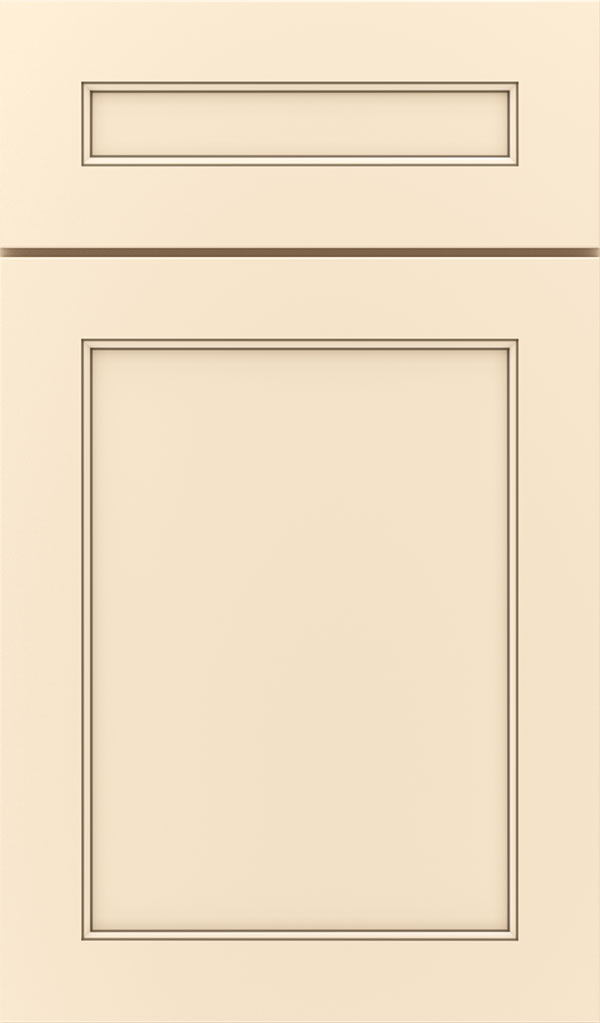 Prescott 5 Piece Maple Flat Panel Cabinet Door in Jasmine Twilight