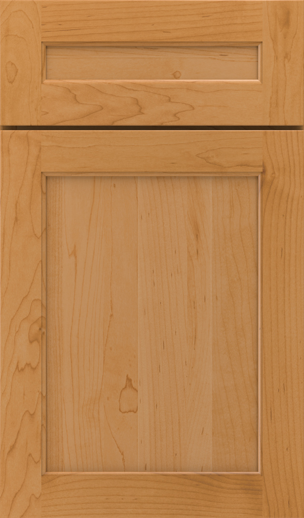 Prescott 5 Piece Maple Flat Panel Cabinet Door in Pheasant