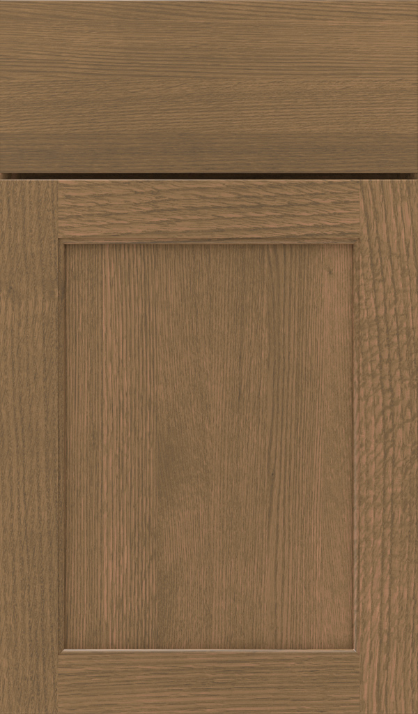 prescott_quartersawn_oak_flat_panel_cabinet_door_gunny