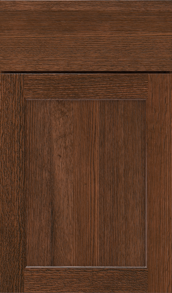 prescott_quartersawn_oak_flat_panel_cabinet_door_sepia